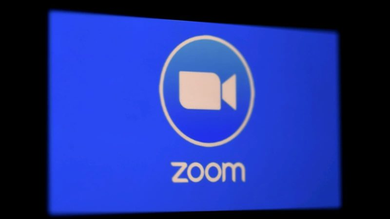 Logo do Zoom