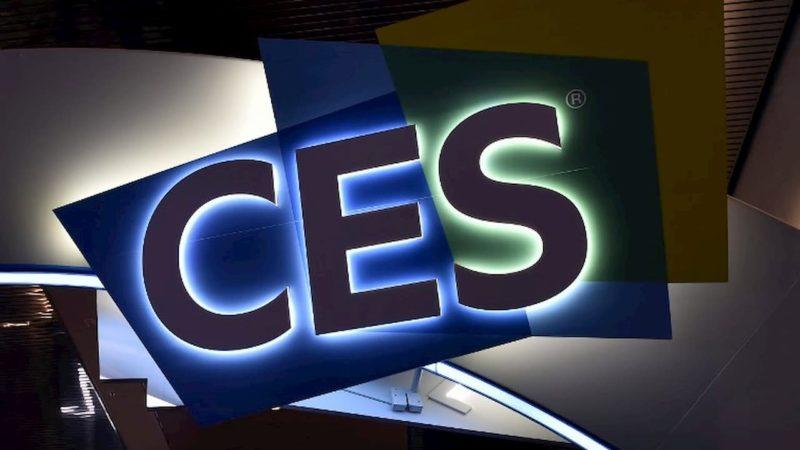 Logo da CES