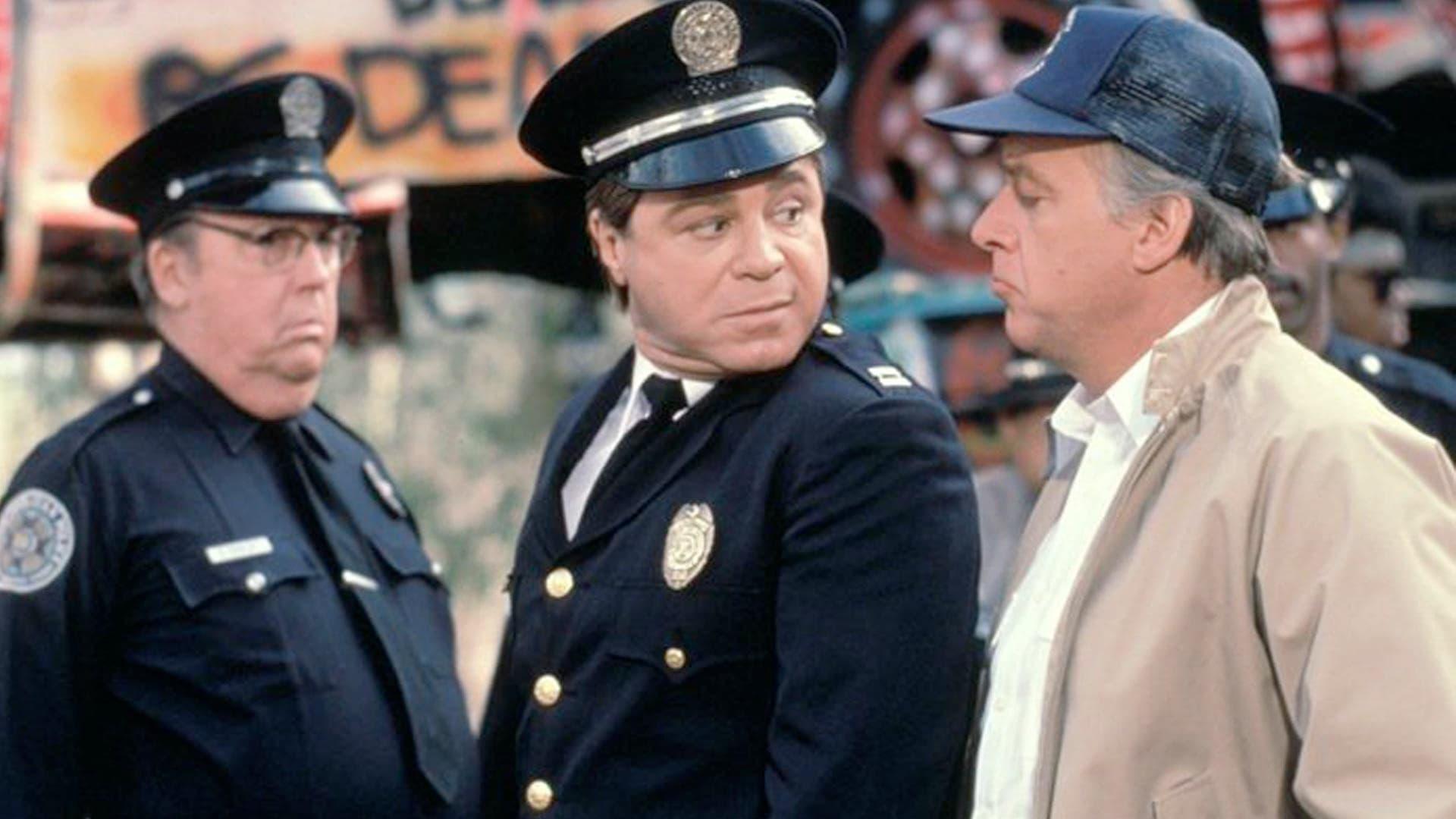 Cena de Loucademia de Polícia 2: A Primeira Missão