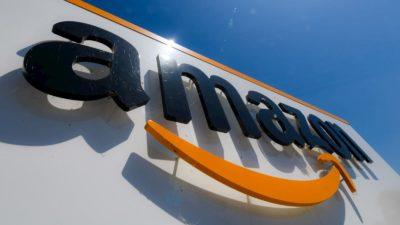 Fachada da Amazon