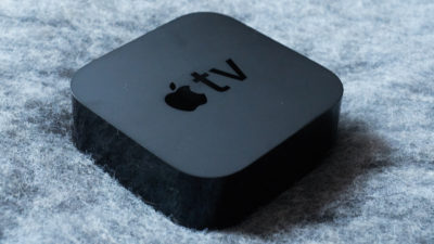 Apple TV. Crédito: Gizmodo