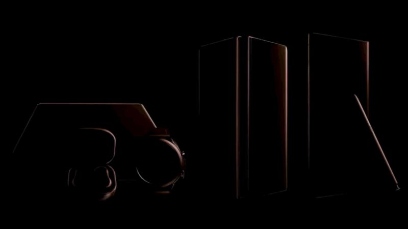 Teaser do evento Samsung Galaxy Unpacked 2020