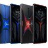 Smartphone Lenovo Legion Phone Duel. Crédito: Lenovo