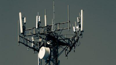 Antena de telecomunicações. Crédito: Igor/Unsplash