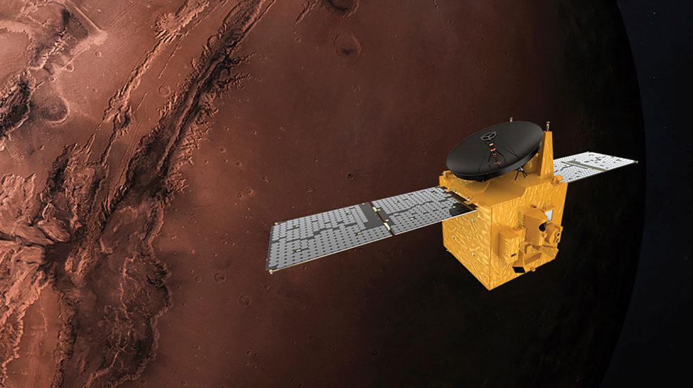 5 coisas que você não sabia sobre a primeira missão dos Emirados Árabes Unidos rumo a Marte – Gizmodo Brasil
