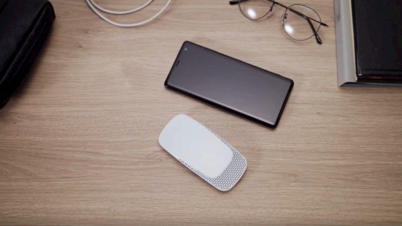 Sony Reon Pocket, o vestível da Sony que funciona como ar-condicionado pessoal