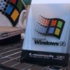 Lançamento do Microsoft Windows 95. Crédito: Marcin Wichary/Flickr