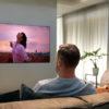 LG TVs OLED CX e GX 2020. Crédito: LG