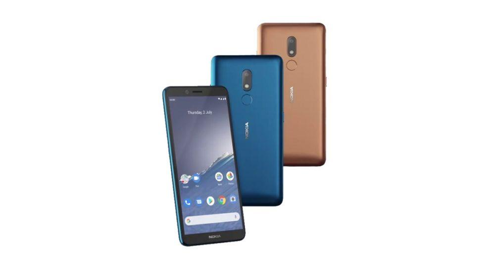Nokia C3 é um smartphone simples até demais e bem barato