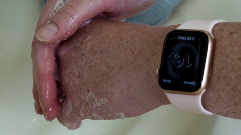watchOS 7 tem função que conta 20 segundos para você lavar as mãos corretamente