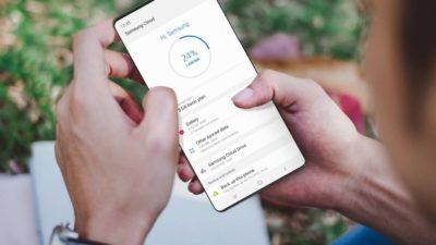 Samsung Cloud será descontinuado em 2021. Crédito: Samsung