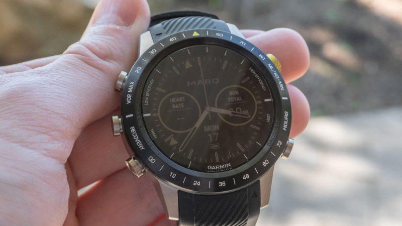 Smartwatch da Garmin