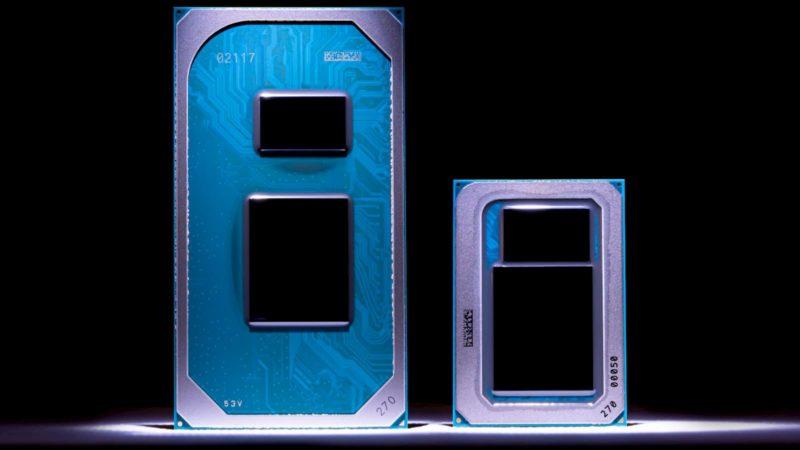 Processadores Tiger Lake da Intel na CES 2020