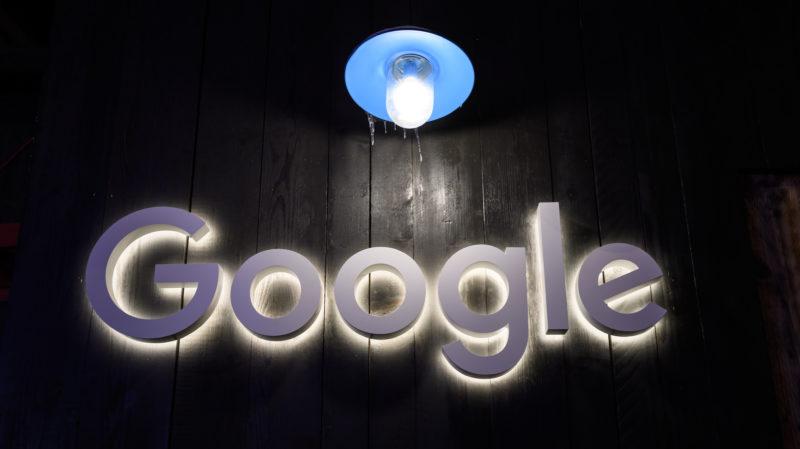 Logotipo do Google. Crédito: Fabrice Coffrini/Getty Images