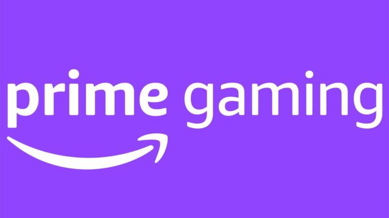Logo do Prime Gaming