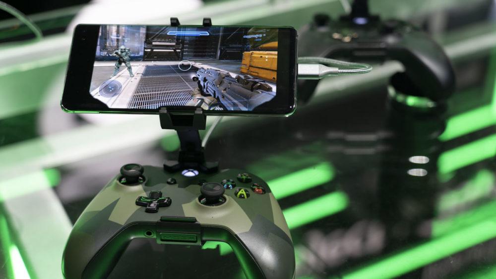 Microsoft acusa Apple de barrar serviços de streaming de games