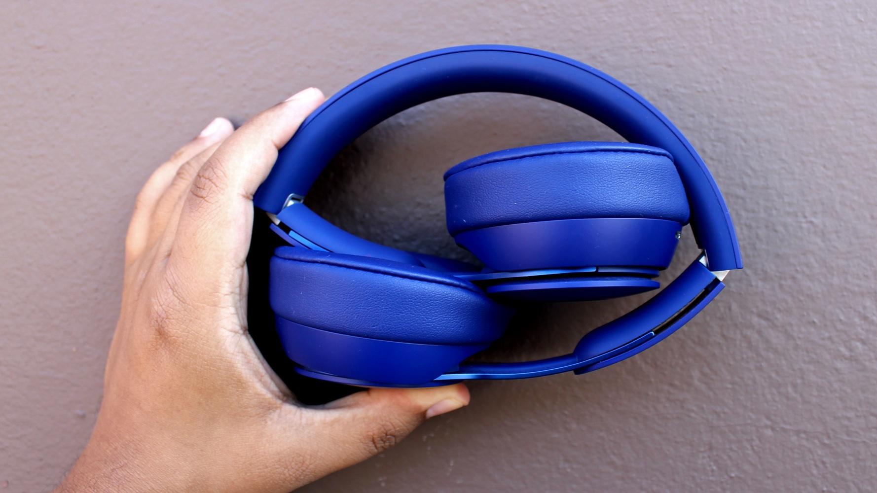 Beats Solo Pro dobrado