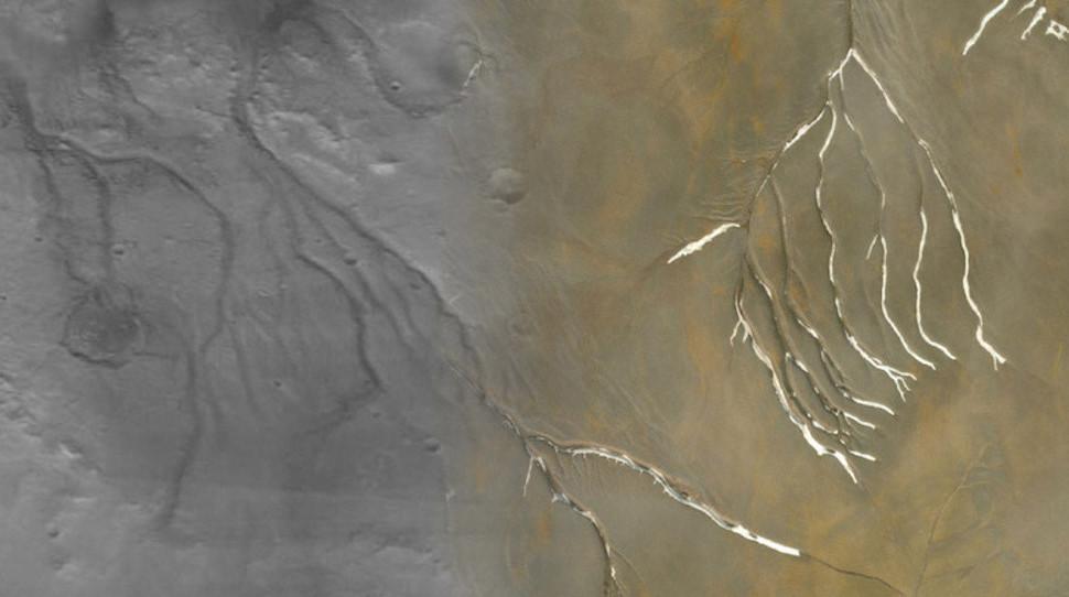 Marte antigo pode ter sido menos úmido do que imaginávamos