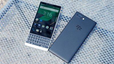 BlackBerry lançará smartphone 5G em 2021. Crédito: Sam Rutherford