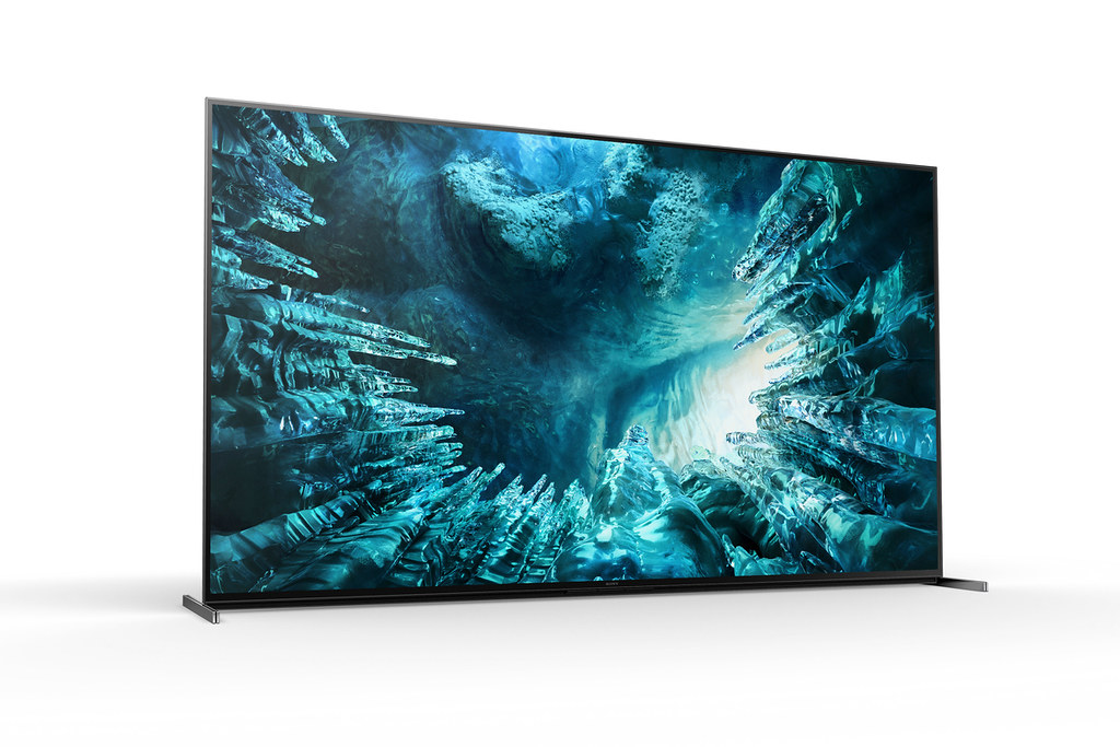 Sony lança TV 8K no Brasil com selo para PS5. Crédito: Sony