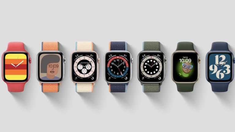 Apple Watch Series 6 e Watch SE custarão a partir de R$ 3.799 no Brasil