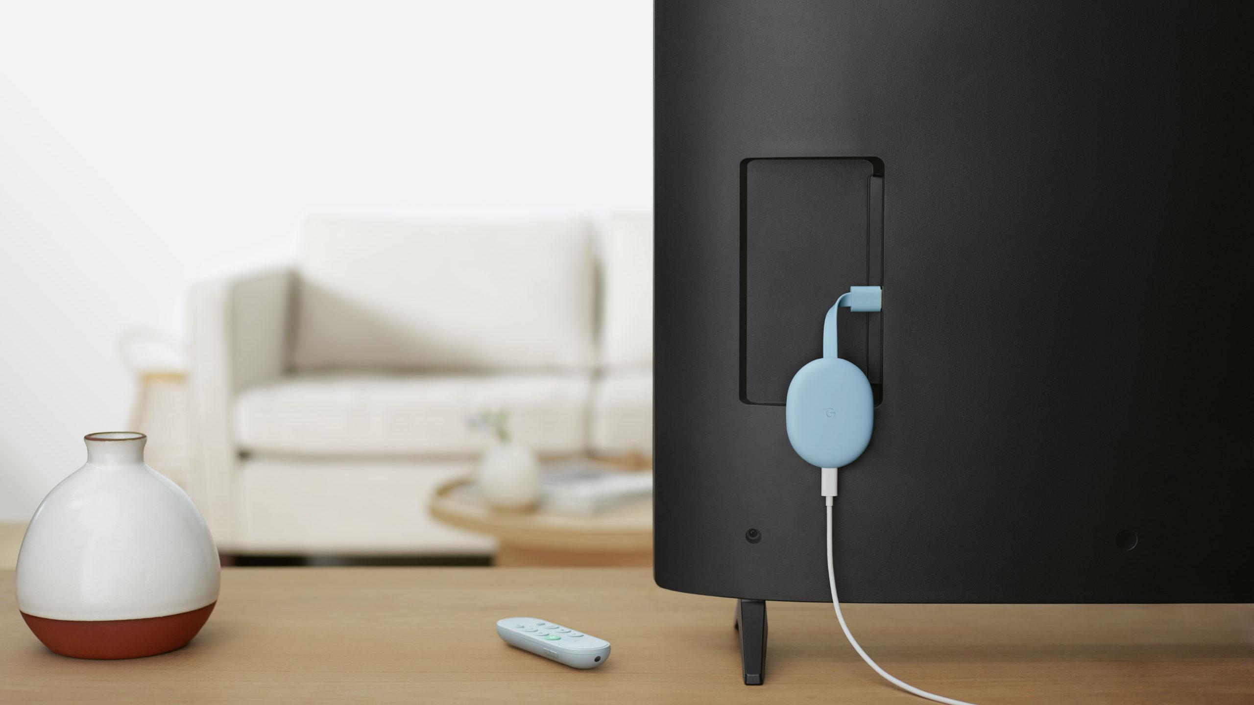 Chromecast com Google TV
