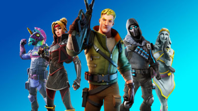Fortnite. Crédito: Epic Games