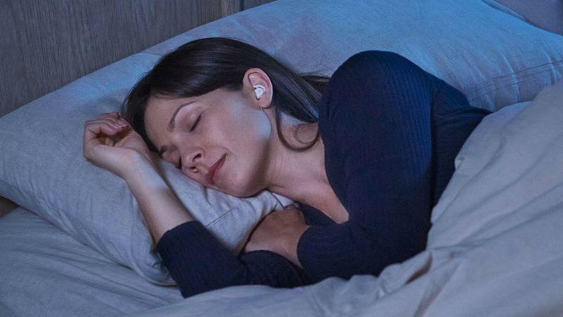 Bose anuncia segunda geração dos Sleepbuds. Crédito: Bose