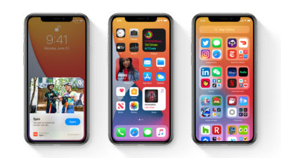 Recursos do iOS 14 que você precisa conhecer. Imagem: Apple