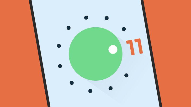 Android 11. Crédito: Captura de tela