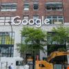 Escritório do Google em Nova York. Crédito: Arturo Holmes/Getty Images