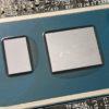 Processador Intel Tiger Lake em pré-produção. Crédito: intel