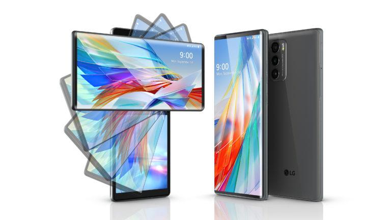LG Wing é um smartphone maluco com tela giratória que esconde um segundo display