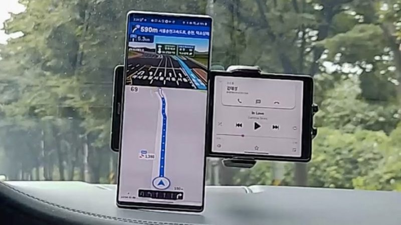 Smartphone LG Wing. Crédito: Android Authority/Reprodução