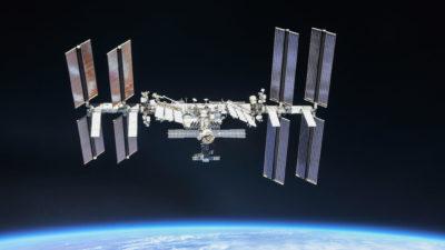 Estação Espacial Internacional (ISS, em inglês). Crédito: NASA