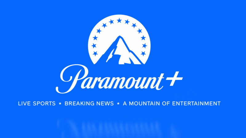 Logotipo do Paramount+