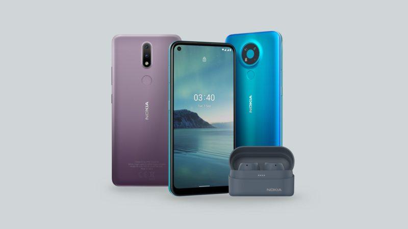 Nokia anuncia novos produtos. Crédito: HMD Global/Nokia