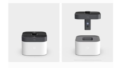 Ring Always Home Cam é uma espécie de drone com câmera para monitorar sua casa