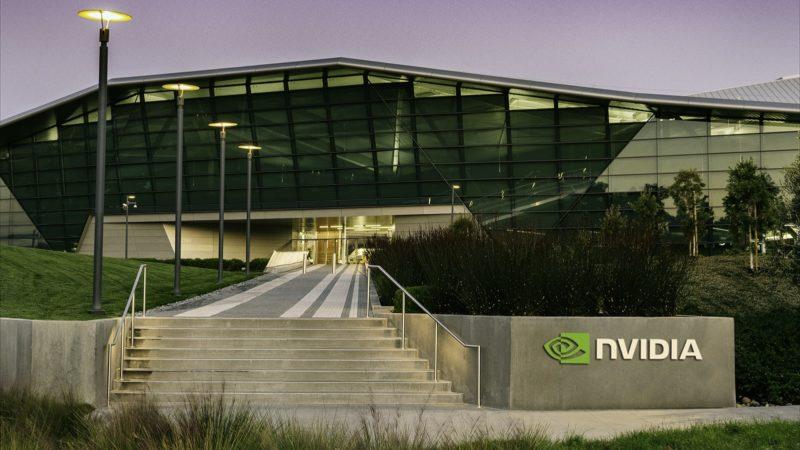 Sede na Nvidia, nos EUA. Crédito: Nvidia