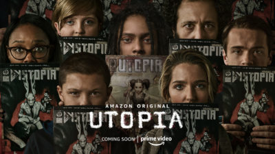 Série Utopia, da Amazon