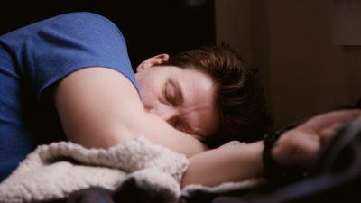 Dormir mal tira a alegria de viver.