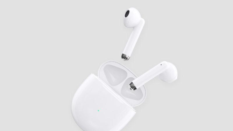 TCL MoveAudio S200 fones de ouvido. Crédito: TCL