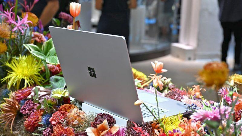 Surface Laptop 3: uma laptop de metal bastante fino