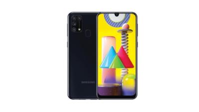 Suposto Galaxy F41. Crédito: Samsung