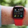Apple Watch series 6 hands-on. Crédito: Caitlin McGarry/Gizmodo