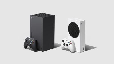 Xbox Series X e Xbox Series S. Crédito: Microsoft