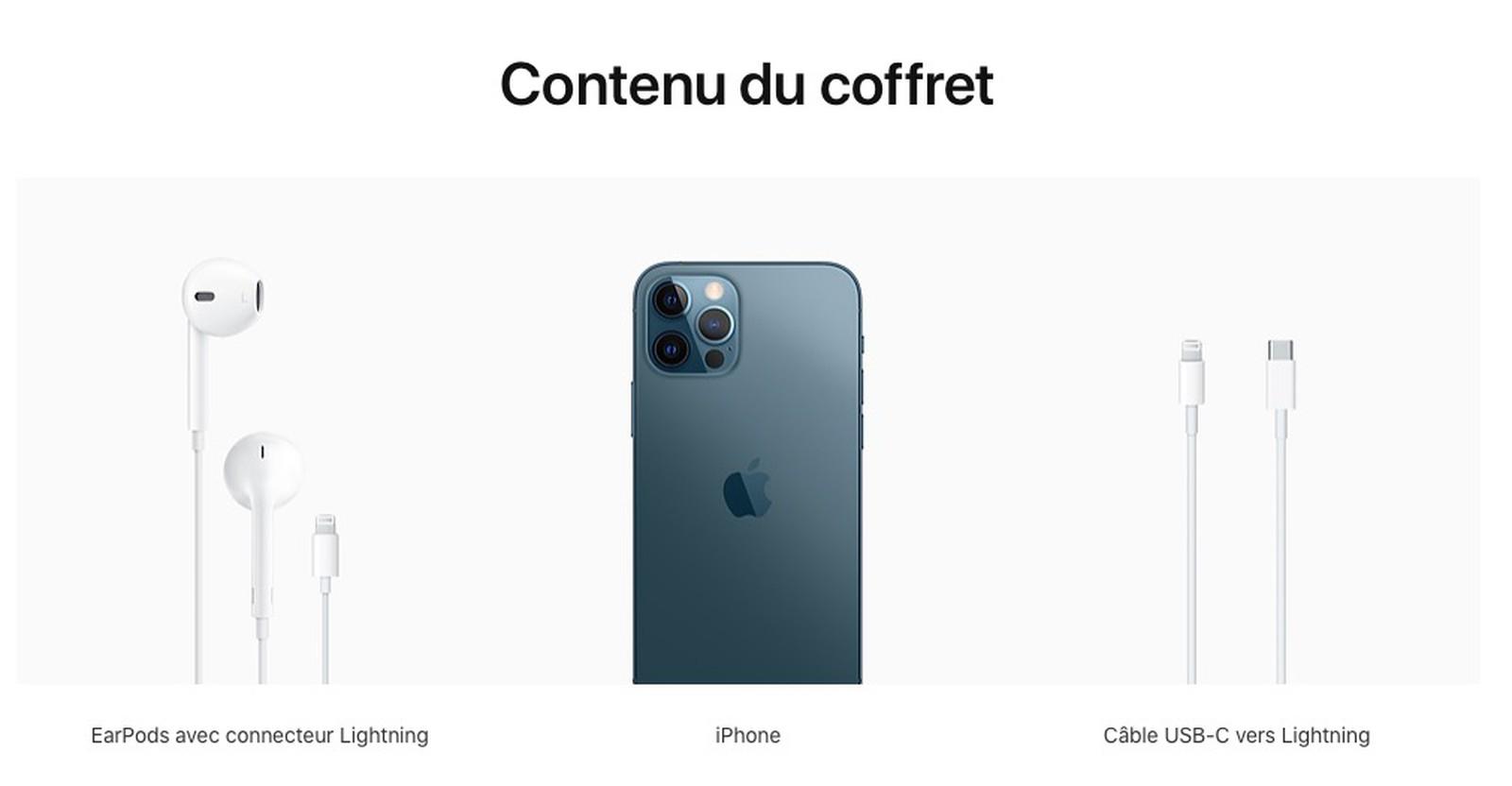 Apple França ainda vende iPhone com EarPods na caixa