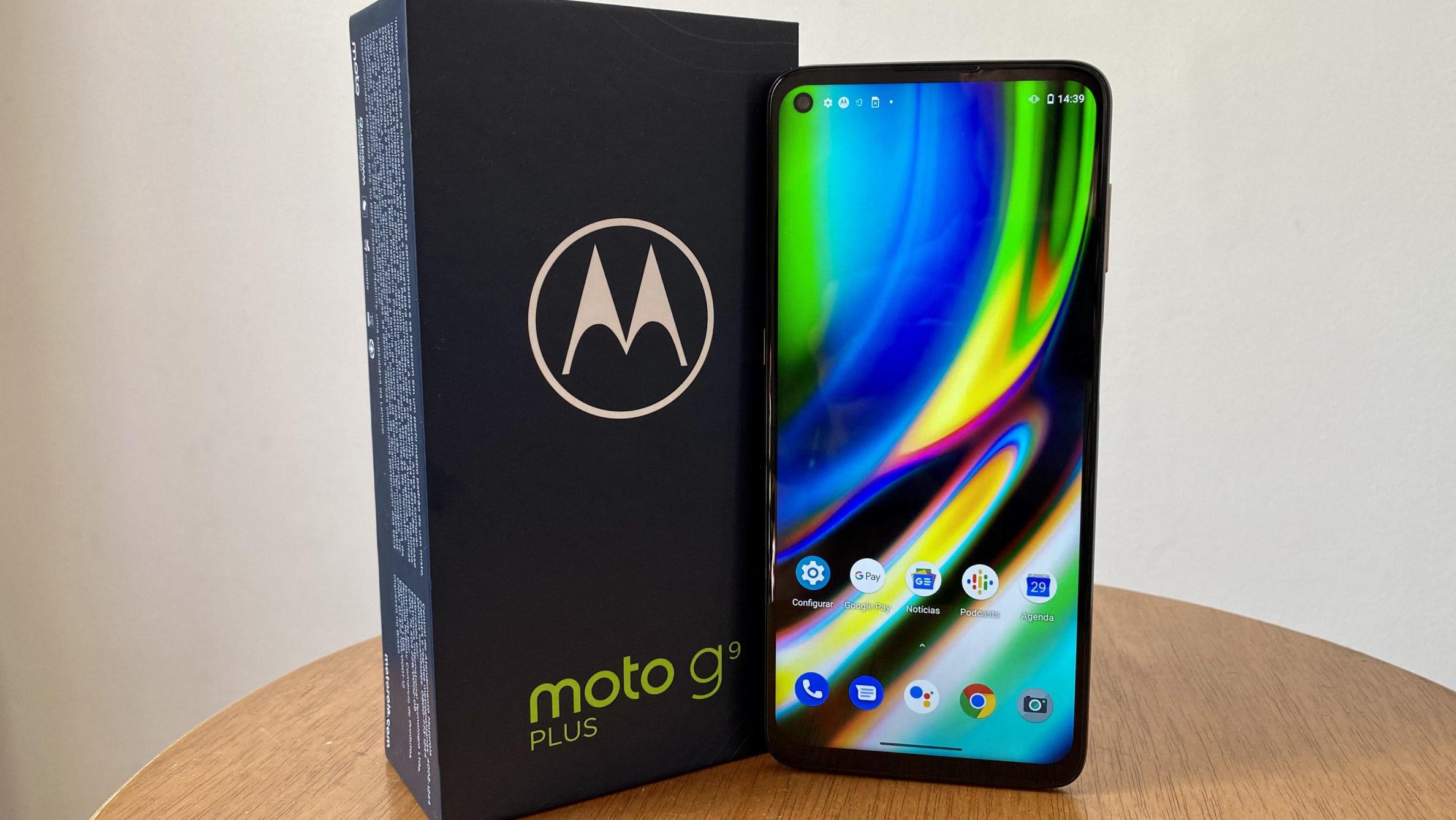 Review Motorola Moto G9 Plus. Imagem: Caio Carvalho (Gizmodo Brasil)
