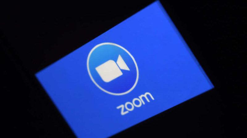 Zoom aplicativo. Imagem: Stringer (Getty Images)