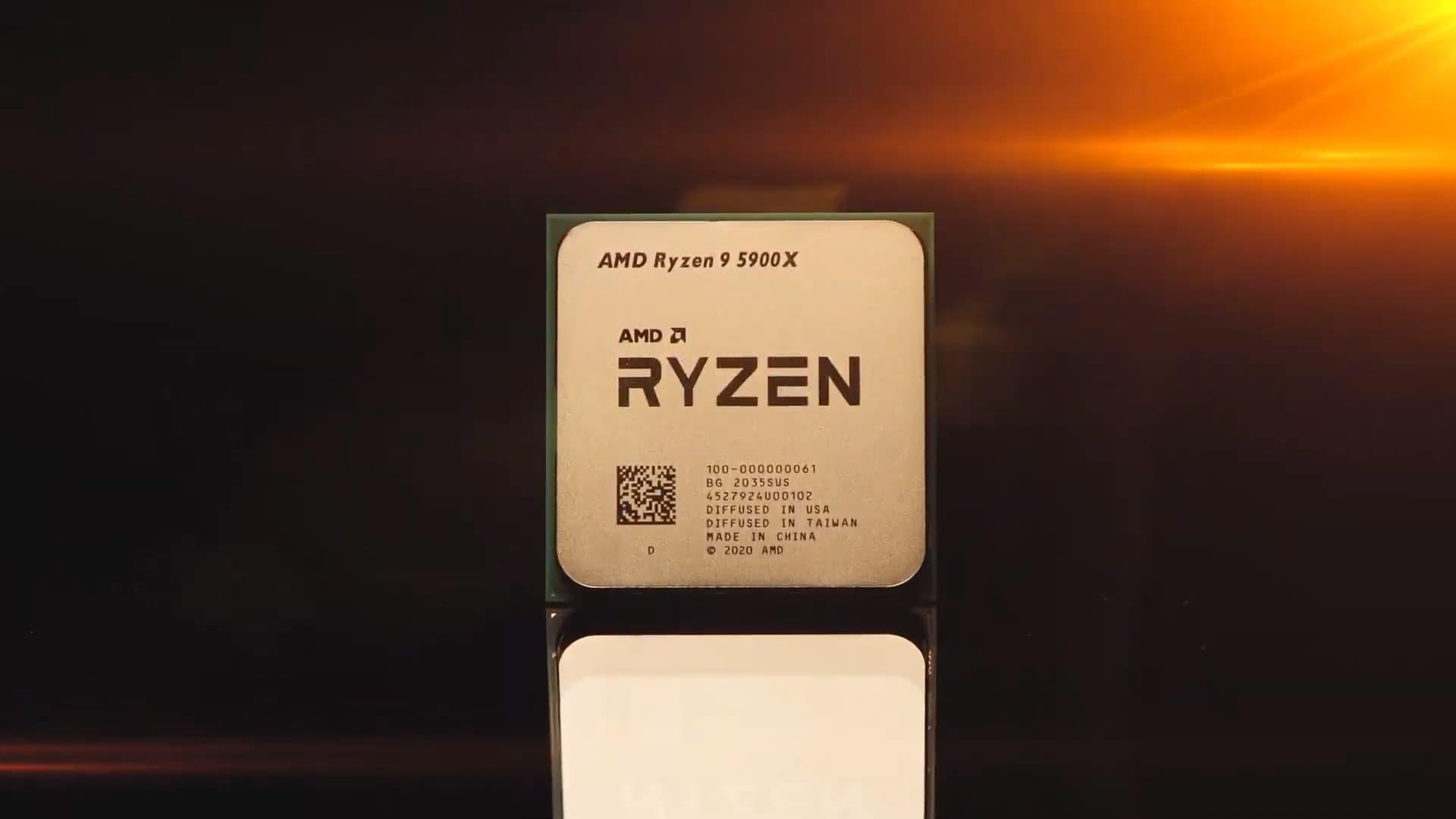 Se o que a AMD diz sobre as novas CPUs Ryzen 5000 for verdade, a Intel está  em apuros - Gizmodo Brasil